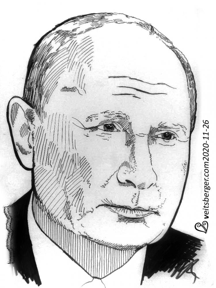 Vladimir Putin por veitsberger